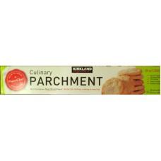 """Baking - Parchment Paper - Non Stick Paper  - Kirkland Brand /  1 x 164 Feet  / 15""""x 164 Feet"""