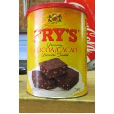 Baking - Cocoa - Fry's Brand -  Premium  - 1 x 700 Grams