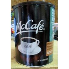 Coffee - McCafe Brand - McCafe Premium MediumDark Roast - Fine Ground Coffee - 100% Arabica / 1 x 1.36 Kg Can / 3 Lb Tin