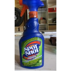 Cleaner - Carpet Cleaner - Stain & Odour Eliminator - Spot Shot / 1 x 650 ml Sprayer Bottle
