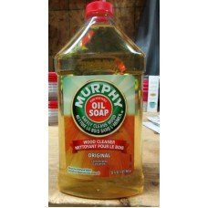 Cleaner - Wood Cleaner - Oil Soap - Concentrated - Original -  Murphy Brand / 1 x 32 Ounces