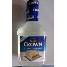 Syrup - Corn Syrup - Lily White - Crown Brand - Flip-Top Cap / 1 x 500 ml