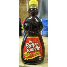 Syrup - Pancake Syrup - Mrs. Butter-Worths Brand - Original   / 1 x 710 ml