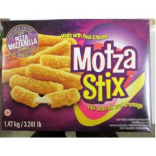 Frozen - Motza Sticks - High Liner Brand / 1 x 1.47 Kg / 3.25 lbs
