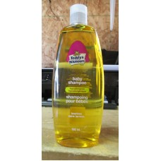 Baby - Shampoo - Baby Shampoo - Hypoallergenic Product - Tearless - Teddy'sBrand / 1 x 592 ml