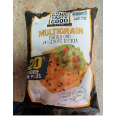 Chips - Food Should Taste Good Brand - Tortilla Chip - Gluten Free - NON GMO -  Multigrain - 1 x 816 Gram Bag