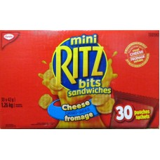 Ritz Mini Ritz Ritz Sandwhiches Crackers Snacks Cheese