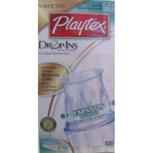 how to use playtex drop in liners