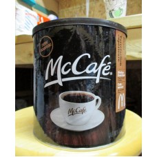 Coffee - McCafe Brand - McCafe Premium MediumDark Roast - Fine Ground Coffee - 100% Arabica / 1 x 950 Gram Can / 2.09 Lbs