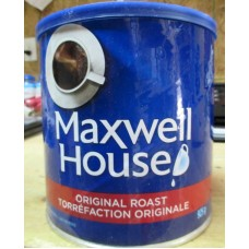 Coffee - Maxwell House Brand - Original Roast - Pure Ground Coffee  / 1 x 925 Gram