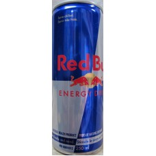 Pop - Energy Drink - Red Bull Original /   24 x 250 mLCans / ON SPECIAL