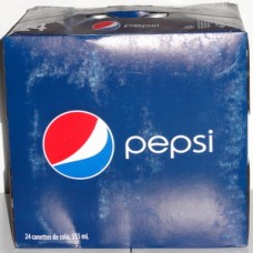 Pop - Pepsi / 24 x 355 ml Cans