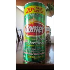 Cleaner - Comet Powder With Bleach - Lemon Fresh - Phosphate Free  / 1 x 480 Gram
