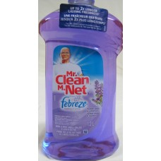 Cleaner - Mr Clean With Febreze - Lavender & Vanilla Scent - 1 x 1.2 Liter
