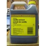 Baking - Vanilla Extract Artificial - Club Pack - No Name Brand - 1 x 1 Liter Jug