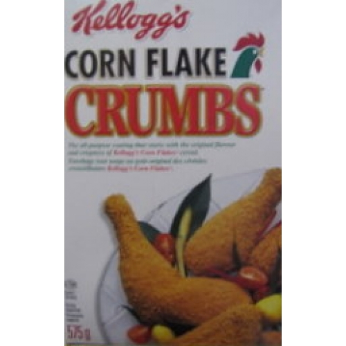 Coating Mix - Kellogg's Brand - Corn Flake Crumbs 1 x 575 Grams