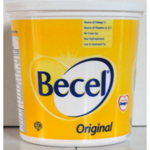 Margarine Becel Brand Original Soft Margarine 1 X 1
