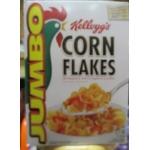 Cereal - Kellogg's Brand - Corn Flakes  / 1 x 1.22 Kg Jumbo Box / 2 x 610 Gram Boxes