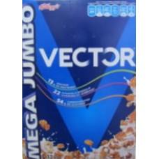 Cereal - Kellogg's Brand - Vector Cereal - 1 x 1.13 Kg / Mega Size
