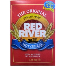 Cereal - Red River -  Original - Hot Cereal - No Additives - 100% Natural 1 x 1.35 Kg Box