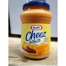 Cheese - Cheez Whiz -  Kraft Brand - Original  1 x 900 Grams / ON SPECIAL