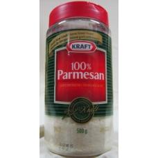 Cheese Kraft Brand Grated Parmesan Original 1 X 680