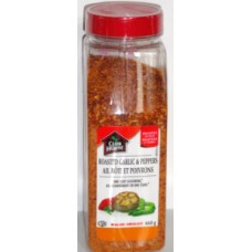 Spice - Roasted Garlic and Peppers - Clubhouse Brand / 1 x 660 Grams