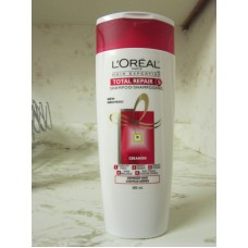 "Shampoo - L'Oreal Brand - Total Repair Shampoo - Damaged Hair / 1 x 385 ml Shampoo""""See Pictures For More Details"""""