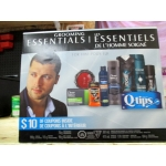 "Shampoo - Grooming Essentials - For Men -  A Perfect Gift Package - 9 Various Products / 1 x Gift Pack""""See Pictures For More Details / Only 3 In Stock / ON SPECIAL"