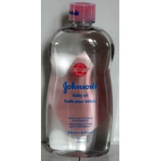 Johnson's - Baby Oil / 1 x 591 ml