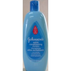 Baby - Shampoo - Extra Conditioning Shampoo - No More Tears - Johnson,s Brand -  1 x 532 ml