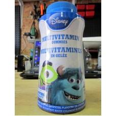 Vitamins - MultiVitamin Gummies - Disney Brand  / 1 x 220 Gummies
