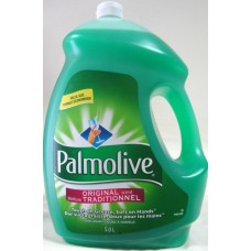 Soap - Dishwashing Liquid -  Palmolive Brand - Original Scent /   1 x 5 Liter