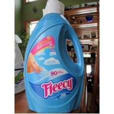 Detergent - Fabric Softner - Liquid Laundry - Fabric Softner - Fleecy Brand - HE Product - Concentrated Fabric Softner - / 1 x 5.9 Liter / 196 Loads