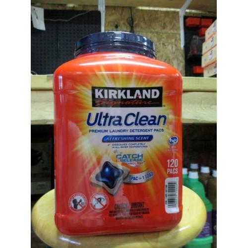 Laundry Kirkland Detergent Pacs