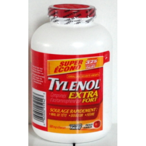 Acetaminophen 325 Mg Alcohol