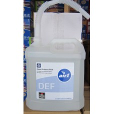 Diesel Exhaust Fluid - Air 1 Brand / 1 x 9.463 Liter / 2.5 U.S. Gallon / Comes  With Attachable Nozzle