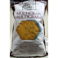 Chips - Food Should Taste Good Brand - Tortilla Chip - Gluten Free - Multigrain - 1 x 680 Gram Bag
