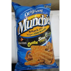 Chips - Munchies Original Snack Mix 1 x 1100 Grams / Mega Size /