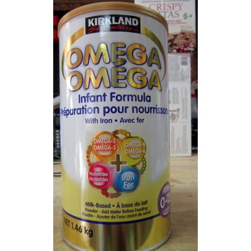 Baby Formula Kirkland Brand Omega Infant Formula
