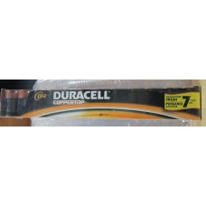 Batteries- Duracell Brand - Coppertop -  Size 'D'  1 x 12 Batteries