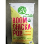"Popcorn - Angies Brand - Sea Salt Popcorn - Boom Chicka Pop - Organic - Gluten Free / 1 x 340 Gram Bag ""'See Pictures For More Details"""""
