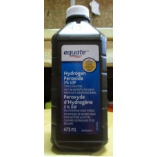 Pain Reliever - Peroxide - Exact Brand / 1 x 500 ml