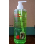 Pet Supplies - Boots & Barkley Brand - Dog Shampoo - Fresh Eucalyptus Scent - Medicated To Help With Itchy Skin / 1 x 473 ml Pump Bottle