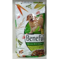 Pet Supplies - Dog Food Dry  -  Purina Beneful - Original With Chicken /  1 x 14 Kg / 30.8 lbs