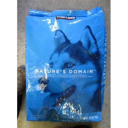 Kirkland Nature S Domain Dog Food Beef Meal And Sweet Potato